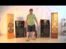 Тест - Какая акустика лучше? Акустическая система Русь vs ЛОМО 30А-136