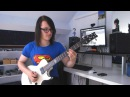 Bullet For My Valentine Tears Don't Fall Guitar Cover