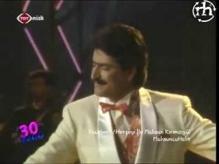 Mahsun Kırmızıgül - Alem Buysa Kral Sensin (Nükhet Duru Show - TRT 1993)