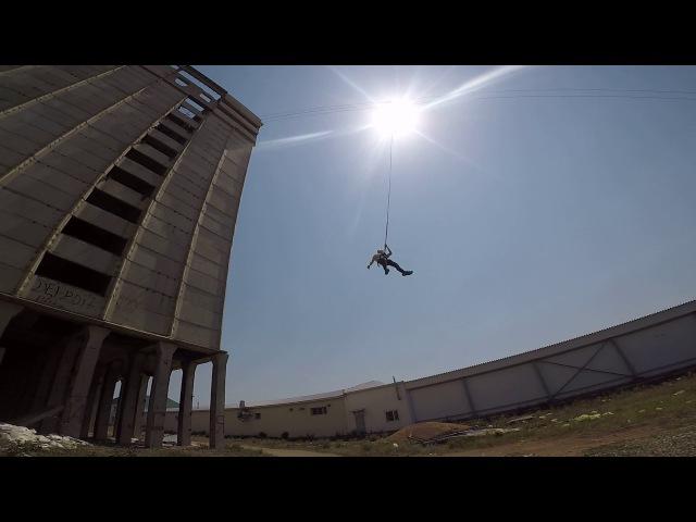 Rope Jumping | FLY Astana | прыжки 18.06.2017 | 3