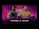 WWE 2K17   Seth Rollins vs Christian   Number One Contender For The WVW Championship