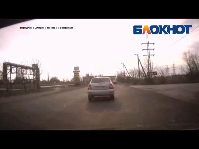 ДТП в Волжском: дедушка на