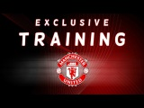 Man United Players Pre-Match Hull Training: Pogba, Zlatan, ft Mourinho & More