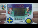 Sonic the Hedgehog 2 - Tiger Electronic Handheld Game Review  Odd Pod