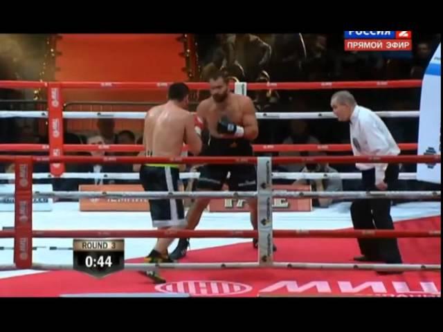 Rakhim Chakhkiev vs Valery Brudov 10 04 2015