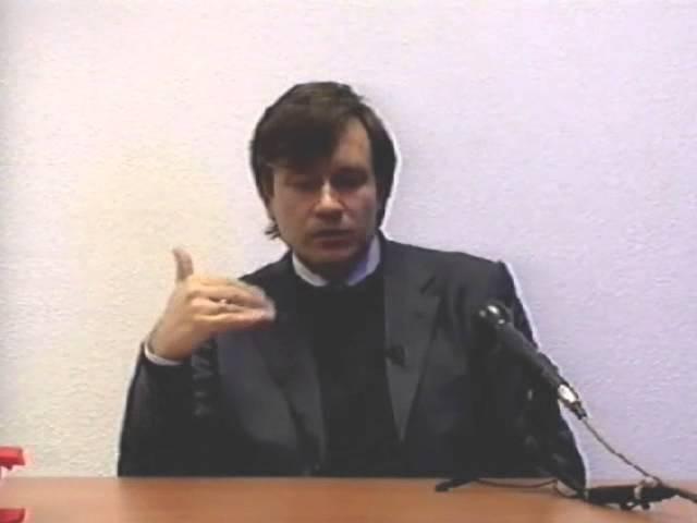 Г. Грабовой Воскрешение Душой, Духом, Сознанием 29.12.2004