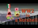 WW2 in a Nutshell (Explained by Spongebob)