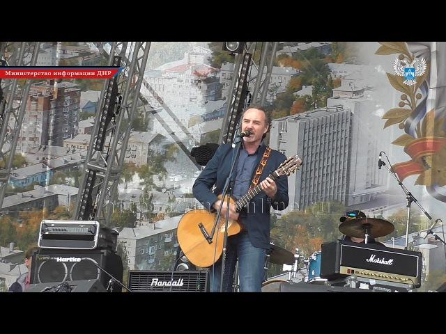 Известный российский певец «Джанго» в Донецке исполнит новую песню о Донбассе