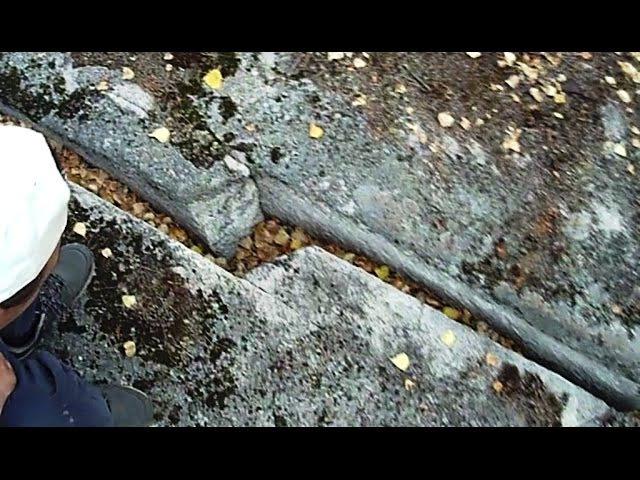 Кто распилил скалы? Болгарка отдыхает. Мегалиты России