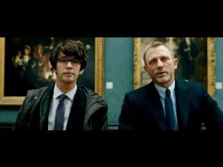Агент 007 Координаты Скайфолл (Skyfall) - Русский трейлер (HD).