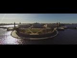Петербург с высоты Самый интересный обзор!