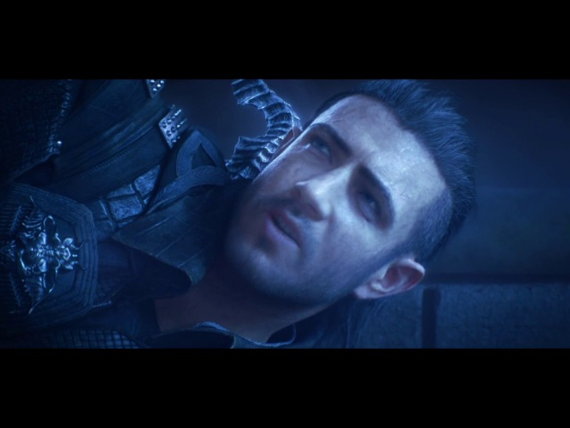 Kingsglaive: Final Fantasy XV - Nyx Speaks to the Lucian Kings