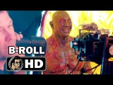 GUARDIANS OF THE GALAXY VOL. 2 B-Roll Blooper Footage #1 (2017) Chris Pratt Marvel Movie HD