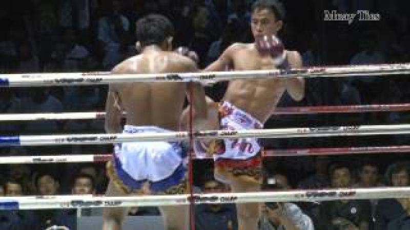 Peneke Sitnoumnoi vs. Superbank Sakchaichote Lumpini 9.7.2013 (Full Fight HD)