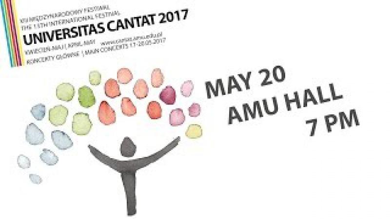 UNIVERSITAS CANTAT 2017 - FINAL CONCERT