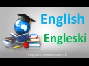 Bosanski Engleski jezik Govor Pisanje gramatike naravno naučiti English