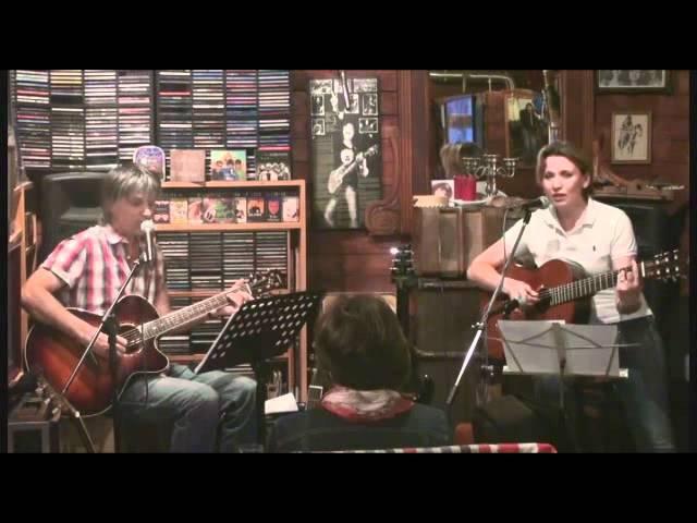 Orosz dal, oroszul - Nye pogovorili (feldolgozás) - Akusztikus Zeneszalon 2012-05-29