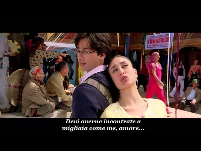Yeh Ishq Haay Questo amore Jab We Met sub ita *HD*