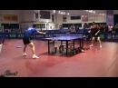 ►►Ma Long Zhang Jike: long training session together (an amazing game @Jan'16) [HD]