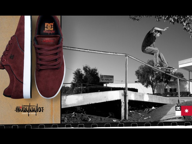 DC SHOES: REDISCOVER MIKEY TAYLOR