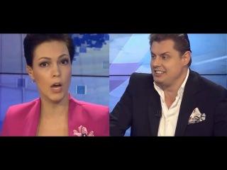 Скандал на российском канале ОТР! Историк Понасенков в прямом эфире...