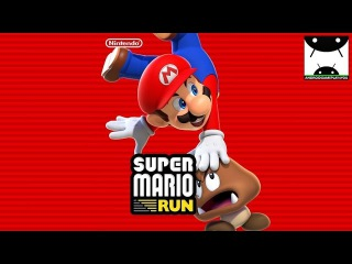 Super Mario Run Android GamePlay (By Nintendo Co., Ltd.)