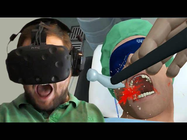 КРАСАВЧИК БОБ ► Surgeon Simulator: Experience Reality 4
