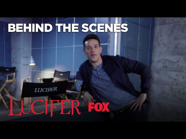 Inside Look: The Precinct   Season 2   LUCIFER