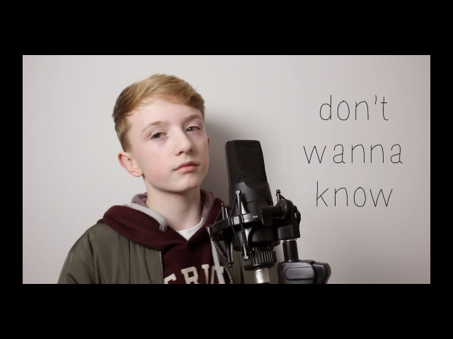 Dont Wanna Know - Maroon 5 (Cover)