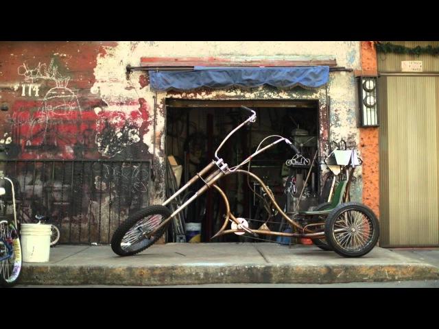 Moi 'El Enchula Bicis Retratos en Bici