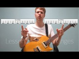 How To Change Keys Easily - Guitar Lesson - Let's Talk About Math Rock