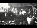 German Kaiser Wilhelm visiting British monarch King George V in Stock Footage