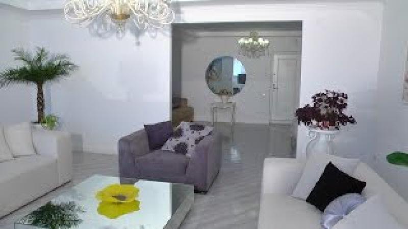 Невероятно красивый дизайн белой квартиры 125 кв.м. Аида Чанчарова