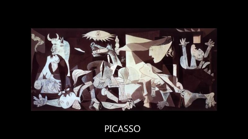 LAS 50 OBRAS DE ARTE MAS FAMOSAS Y CARAS DEL MUNDO Musica: El Fantasma de la Ópera Solo Art