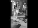 Station rail. Tokyo. MIG 23