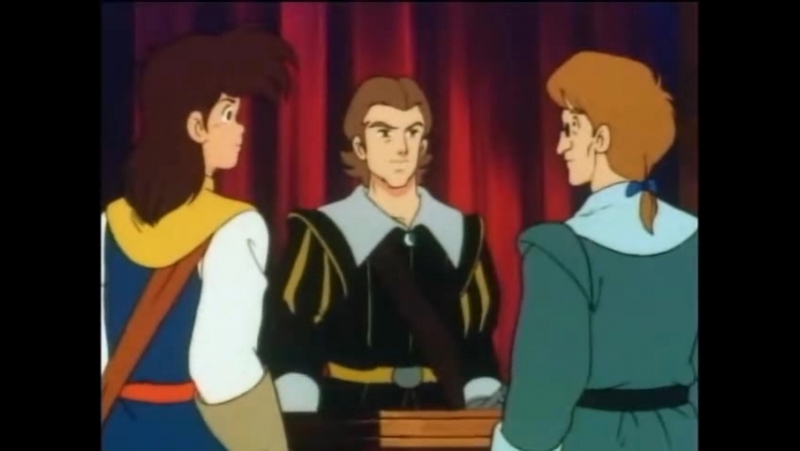 Anime Sanjushi - 23/The Three Musketeers/Три Мушкетера (Русские субтитры)