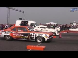 Porsche 911 Turbo vs Dodge Viper vs Lada V6 Turbo and ... (Its Drag Racing) [№8.mp4