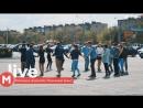 """Репетиция флешмоба """"Школьный вальс"""" (25 мая 15:00 площадь перед администрацией)"""