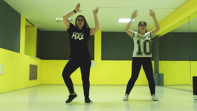 Dancehall routine | Kovli | MiyaGi Эндшпиль–ФАЯ