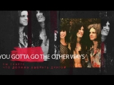Евгений Сиганов - Aerosmith - One Way Street (Cover)