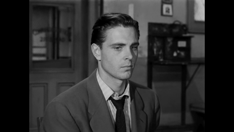 ДЕТЕКТИВНАЯ ИСТОРИЯ (1951) - нуар, криминальная драма. Уильям Уайлер