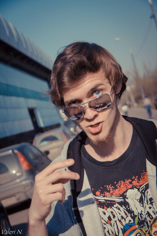 Alex Birdman | Москва