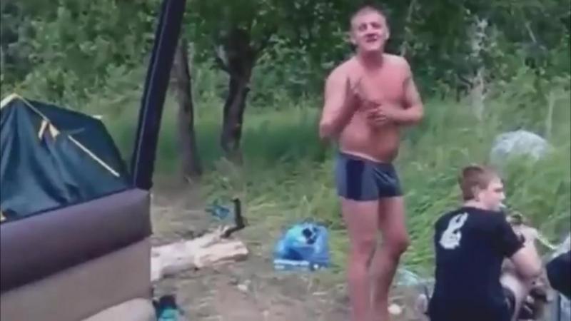 Александр Пистолетов - Я русский Робин Гуд (parody by FRESH NICKY NUGGET)