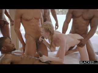 Big boob lesbian orgy part 1