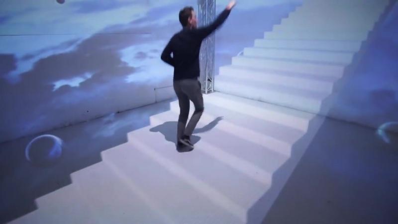 Французы представили помещение, позволяющее взаимодействовать с дополненной и виртуальной реальностью без VR-шлема