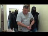 Момент задержания украинских диверсантов в Крыму сняли на видео