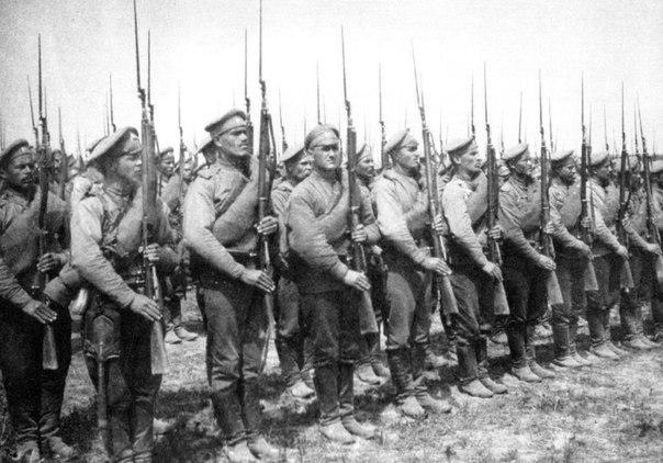 Россия в годы Первой всемирный войны