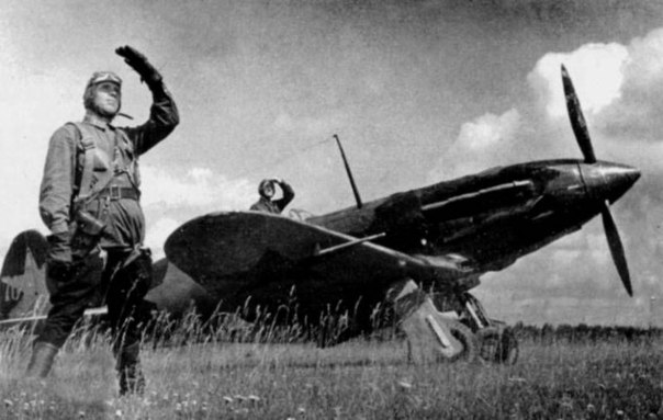 Летчик Дмитрий Кокорев: герой первого дня Великой
