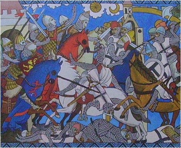 Ледовое побоище (5 апреля 1242 г.)