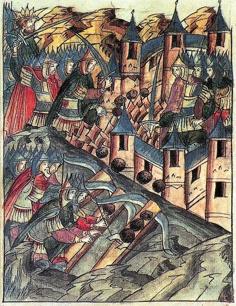 """""""ГРАД ЗЛЫЙ"""" (Оборона Козельска, март/апрель 1238 г.)"""